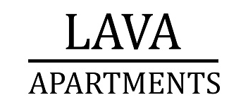 Lava Apartments & Rooms Logo